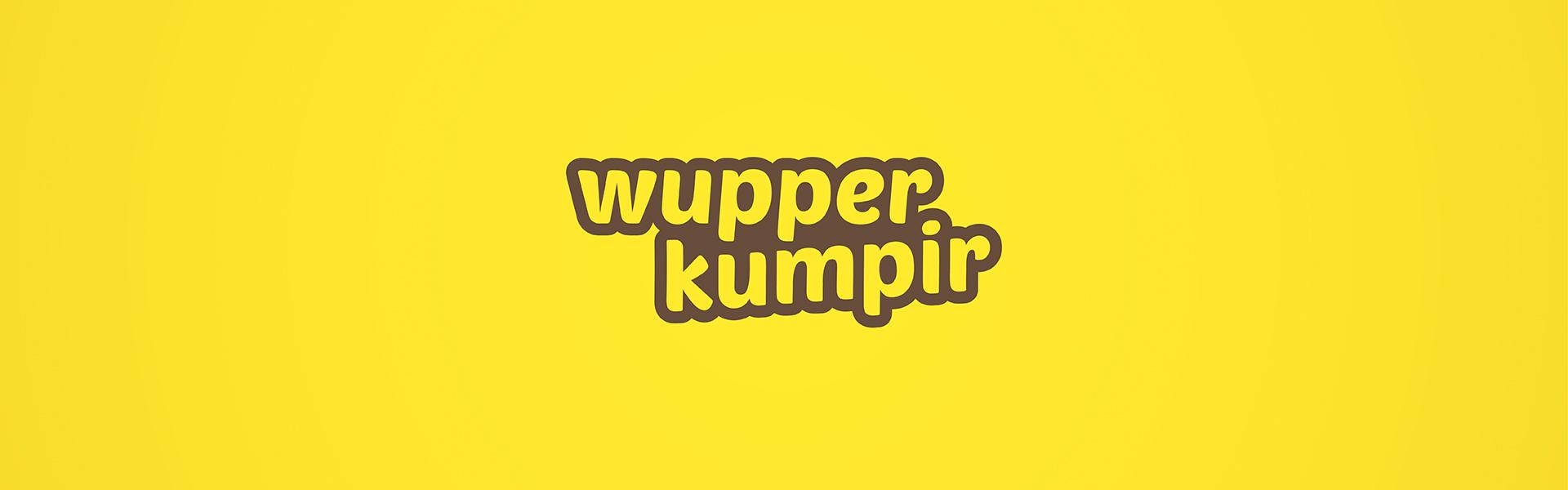 Logo für wupper kumpir von graf.ik Mediendesign