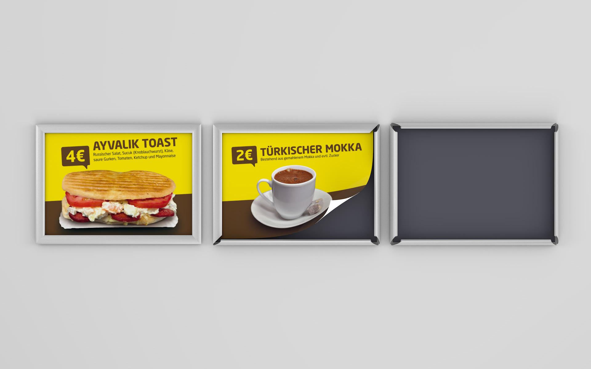 Produktplakate für wupper kumpir